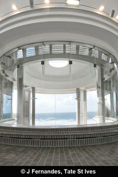 Experience Tate St Ives as part of your Holiday to St Ive's, Cornwall! Plan your visit to Tate St Ives today! Truro Cornwall, St Ives Cornwall, West Cornwall, Devon And Cornwall, Cornwall England, Tate St Ives, Great Places, Beautiful Places, Amazing Buildings