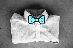 How-To: Perler Bead Bow Tie