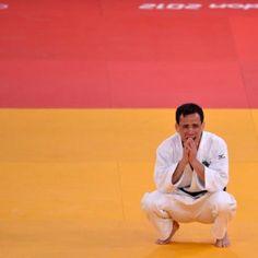 Felipe Kitadai fatura medalha de bronze no Judô para o Brasil em Londres - Olimpíadas 2012