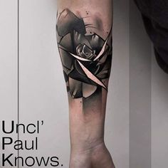 Uncl Paul @uncl_paul Dark rose done at...Instagram photo | Websta (Webstagram)