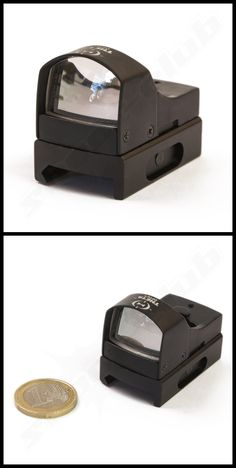 Theta Optics Micro Red Dot Sight für Softair BK