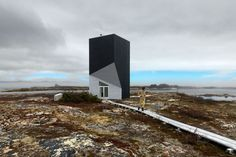 The Fogo Island Studios by Saunders Architects   Hypebeast