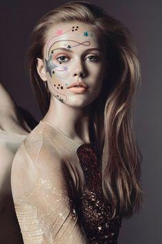 Model Health Tips - Diet & Wellbeing Quotes (Vogue.com UK)