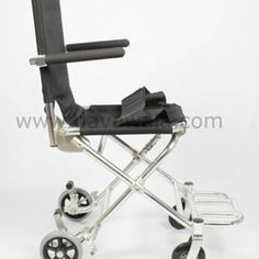 Buy ARREX CANADA Perla Lift Premium Steel Wheelchair at Cheapest Price, Rs. 8,515 only By Senior Shelf  A Travel Wheelchair which comes with inbuilt lifter rods for movement. Detachable footrest and armrest make it simple to get in and out of the wheelchair . Easily folded and packed away , can be taken everywhere. Weighing just 15 kgs , it can take upto 75 kgs weight easily.