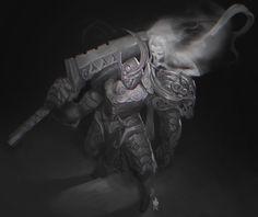 Samurai Oni by ZeroNis on DeviantArt