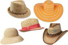 Summer hats roundup... #summerfashion
