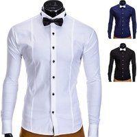 Prezzi e Sconti: #Completo camicia and farfallino 2 pz. nero -  ad Euro 24.99 in #Nero #Mens suits
