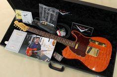 2008 Fender Custom Shop Telecaster By Greg Fessler