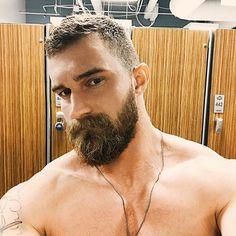 wonderful bearded man @abramov_lex