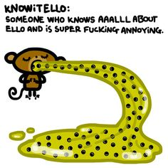 The KnowitEllo. #ello