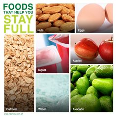 Foods That Help You Stay Full _ Appetite-Suppressing Foods for Weight Loss