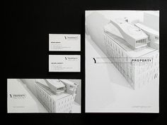 y property on Behance