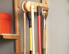 Garage Storage Solutions: One-Weekend Wall of Storage - Step by Step   The Family Handyman