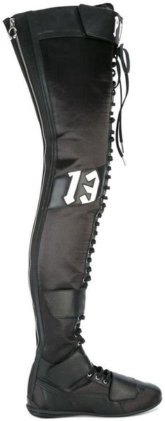 Fenty Puma x Rihanna lace-up boots