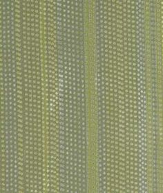 Beacon Hill Dotted Stripes Ocean Fabric  100 percent silk, $137 per yard