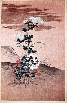 Japanese Bob Tail Cat in Art ~  art074.jpg 390×595 pixels