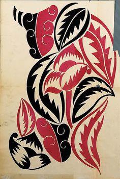 Raoul Dufy I Textile design