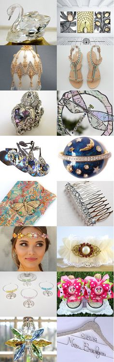 SWAROVSKI-Not Just Jewelry!!! by Peg's Embellished Gifts on Etsy--Pinned with TreasuryPin.com