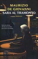 Caffè Letterari: Sara al tramonto  di Maurizio de Giovanni