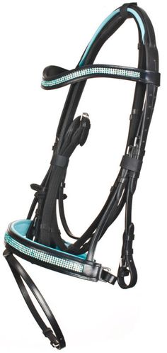 Leather Horse Bridle | If only I did dressage...