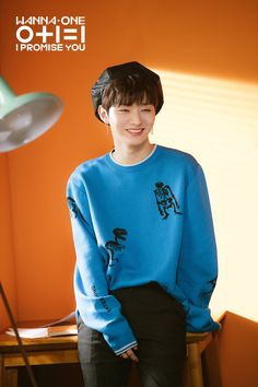 "Wanna-One - Yoon Jisung - ""0+1=1 (I PROMISE YOU)"""