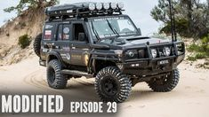 76 series Landcruiser review Modified Episode 29 #4x4 #offroad #Grime #dubstep