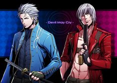 Why am I pinning this? 'Cause it's Devil May Cry fan-art at its most fantastic! That's why!