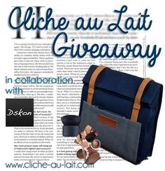 Cliché Au Lait: Birthday Edition International Giveaway with DSKON.COM
