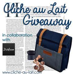 Cliché Au Lait: Birthday Edition International Giveaway with DSKON.COM