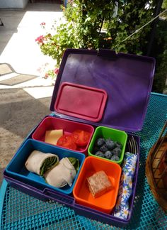theworldaccordingtoeggface: Post Weight Loss Surgery Menus: Turkey Wrapless Wraps #Bento #BentoBox #Lunch #LunchBox #WLS #healthy