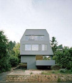 JustK house by AMUNT