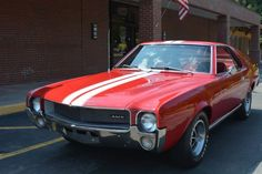 1968 AMC AMX For Sale in Wake Forest, North Carolina | Old Car Online