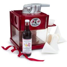 Snow Cone Gift Set | Sur La Table