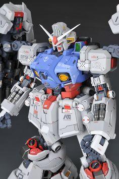 GUNDAM GUY: G-System 1/60 RX-78GP02 Gundam 'Physalis' - Painted Build