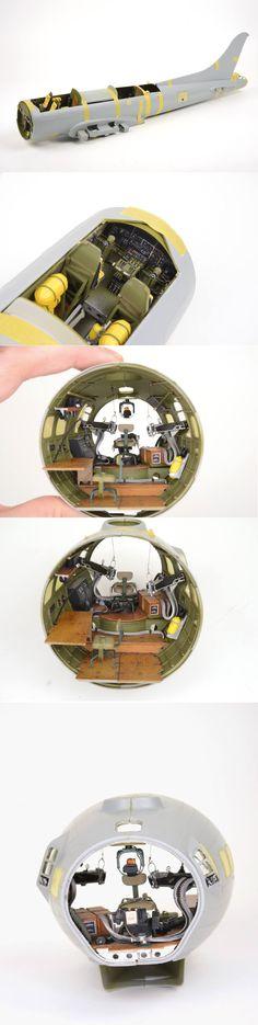 Boeing B-17 Interior Details | 1:32 Scale