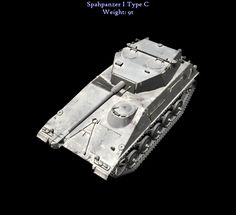This was designed to be a light recon tank destroyer, the idea was for mobility to relocate and take positions very quickly then use the 90mm gun to unload HEAT-FS or APDS-FS at short to medium range due to the poor velocity of the gun.