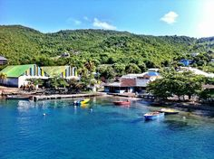 Port Elizabeth Bequia: I want to go to here.