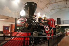 The Southern Museum of Civil War and Locomotive History.  Kennesaw, GA.