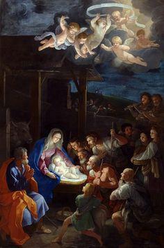 Nativity Painting, Baroque Painting, National Gallery, Jesus Christ Images, Jesus Christus, The Shepherd, Poster Prints, Art Prints, Canvas Prints