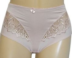 ToBeInStyle Shaping Lace Panty Girdle Brief Cincher