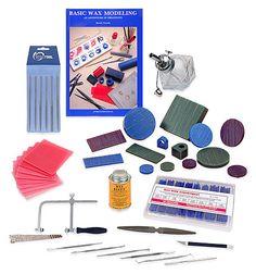 wax carver's starter kit