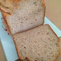 Pão sem glúten e sem lactose especial (máquina de pão)
