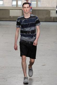 Christopher Shannon Spring/ Summer 2013 London - Menswear