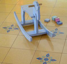 רצפה של פעם / אלוני - אורלי רובינזון, האתר הישראלי לעיצוב