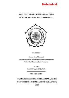 Contoh Skripsi Akuntansi Keuangan Contoh Soal Pelajaran Puisi Dan Pidato Populer