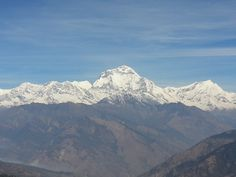 it is the one over 8 thousand mtr lioes in annapurna region in nepal.