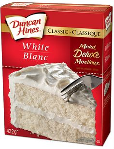 Duncan Hines Classic White Cake Mix Cookies