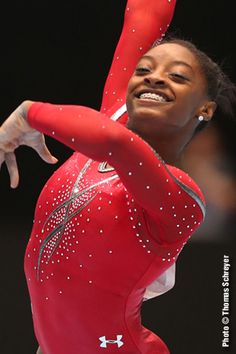 Simone Biles--Qualifications 2013 Worlds