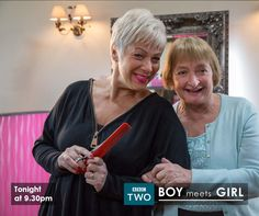 Promotional Image for Boy Meets Girl's third episode created by our SharpFuturesENGAGE team