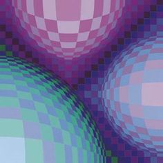 Triond - (Victor Vasarely)